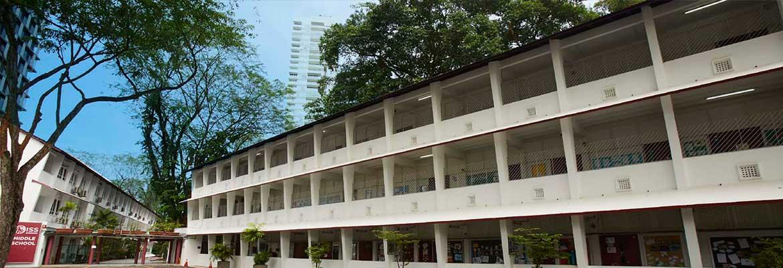 ISS International School Singapore – Paterson Campus