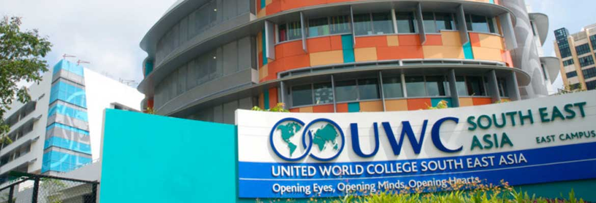 UWCSEA United World College South East Asia – East Campus