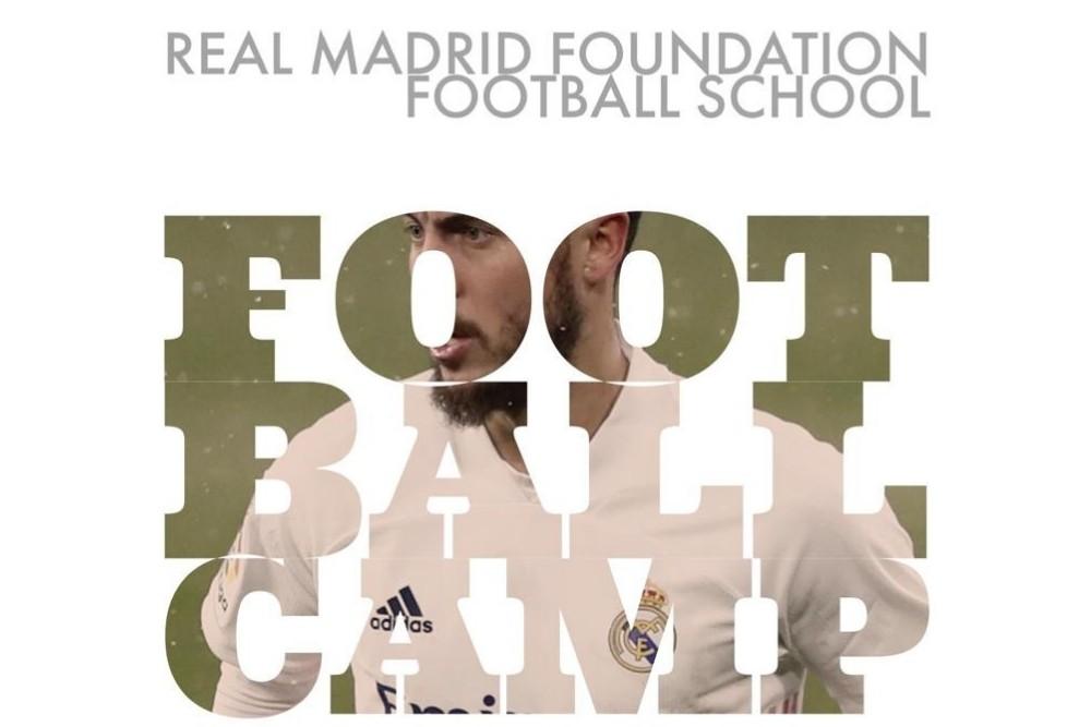 Summer Camp Singapore: Real Madrid Foundation