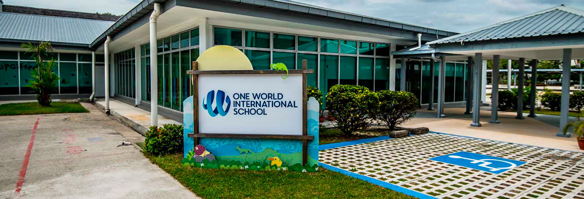 One World International School – Mountbatten Campus